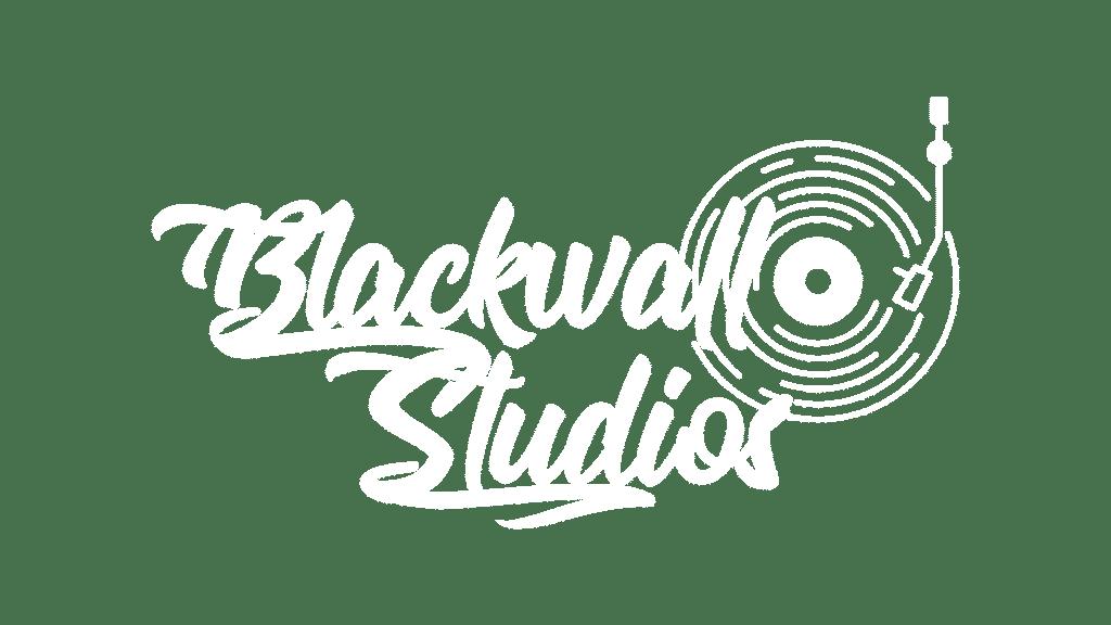 Blackwall Studios Logo - Primary (White)